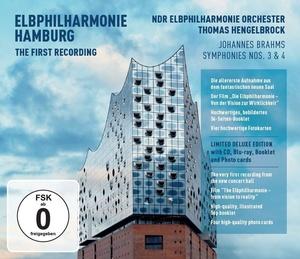"""Bringt die erste Konzertaufnahme aus der Elbphilharmonie in die Wohnzimmer: """"Elbphilharmonie Hamburg - The First Recording"""""""