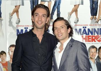 Quirin Berg und Max Wiedemann