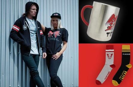 """Das """"Tekken""""-Retro-Merchandise von Numskull wird in Deutschland von Koch Media ausgeliefert"""