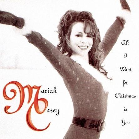 """Jetzt der am häufigsten an einem Tag gestreamte Song in Deutschland: Mariah Careys """"All I Want For Christmas Is You"""""""