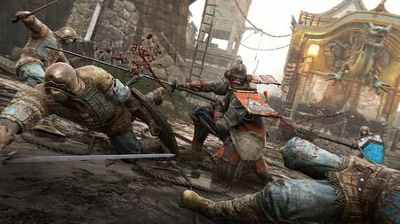 """Die PC-Version von """"For Honor"""" lässt Ubisoft bei Blue Byte in Düsseldorf fertigen."""