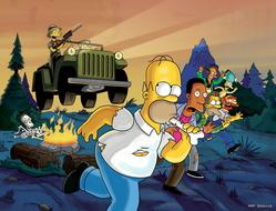 """Mit dabei: Diverse Staffelboxen der """"Simpsons"""""""