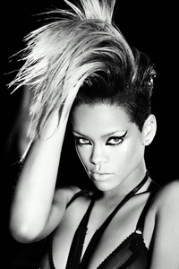 Wirkt anziehend: Rihanna