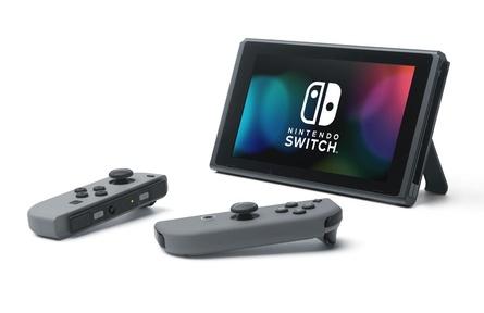 Nintendo präsentiert die Switch den Besuchern der Leipziger Buchmesse