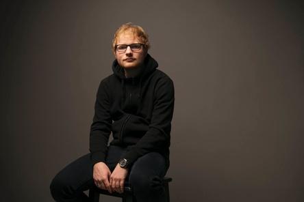 Er ist derzeit der Goldjunge für Warner Music: Ed Sheeran