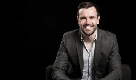 Felix Falk, seit Jahresanfang Geschäftsführer des BIU - Bundesverband Interaktive Unterhaltungssoftware