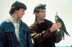 """Sean Penn und Timothy Hutton in """"Der Falke und der Schneemann"""""""