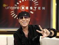 Machte das Rennen beim ZDF: Scorpions-Sänger Klaus Meine