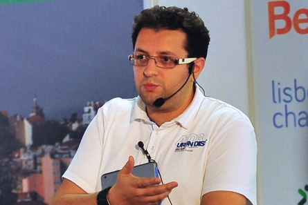 Bogdan Oprescu, Managing Director von remote control productions romania