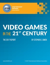 "De "". Video Games in the 21st Century: The 2017 Report"" gibt es bei der ESA zum Download"