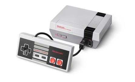 War laut der NPD Group die dritterfolgreichste Konsole im Januar in den USA: Nintendos NES in der Classic-Mini-Variante