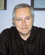 Geht neue Wege: Dieter Jakob