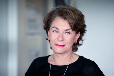 Medienboard-Geschäftsführerin Kirsten Niehuus