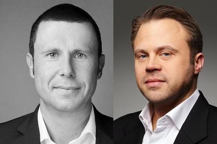 Karsten Jahn (l.) folgt als Vertriebschef GSA auf Julius Witz, der für Ubisoft Aufgaben in Südostasien übernimmt