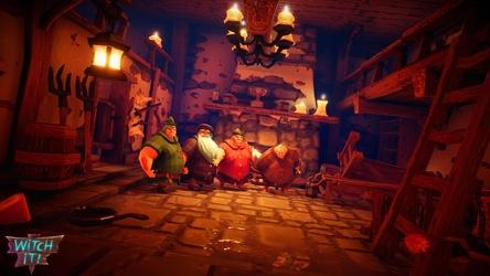"""""""Witch It"""" ist das Debütspiel der Hanseaten und überzeugt Jurys und auf Steam"""