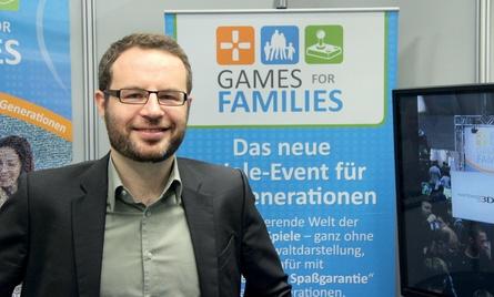 Michael Wegner, Geschäftsführer planetlan