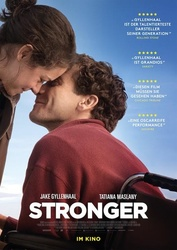 "Ab 19. April im Kino: ""Stronger"""