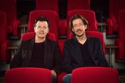Arri-Media-Geschäftsführer Josef Reidinger (li.) und Trixter-Geschäftsführer Christian Sommer