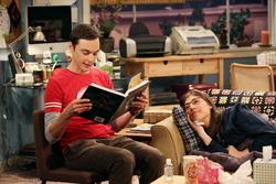 """Wieder auf Platz eins: """"The Big Bang Theory"""""""