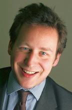 Ed Vaizey, britischer Minister f�r Kultur und digitale Wirtschaft