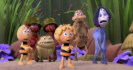 """Ab 1. März in den Kinos: """"Biene Maja - Die Honigspiele"""""""