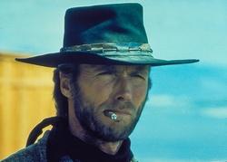 """Clint Eastwood in """"Ein Fremder ohne Namen"""""""