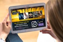 Erst im Juni hatte Juke UltraViolet-Nutzung eingeführt