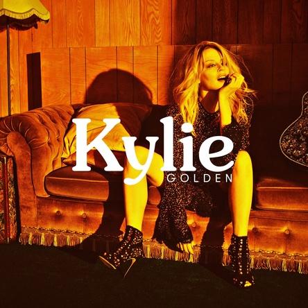 """Ihr sechster Longplayspitzenreiter in Großbritannien: Kylie Minogues """"Golden"""""""