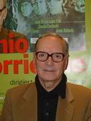 "Ennio Morricone<br /><span style=""font-style:italic;"">Foto: Anja Klauck</span>"