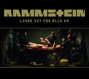 """Erfolgreich provoziert: """"Liebe ist für alle da"""" von Rammstein"""
