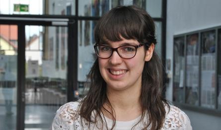 Johanna Daher ist eine der Studierenden, die die ADD ON 2018 organisieren. Sie war schon 2017 mit an Bord.