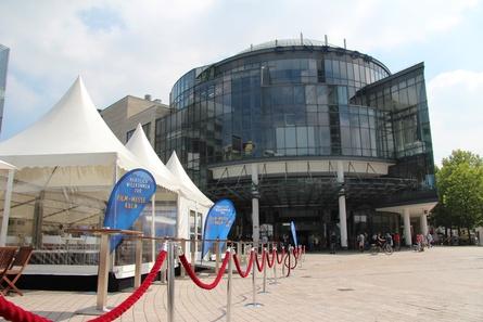 Erstmals findet die Film-Messe Köln an vier Tagen statt