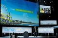 Microsoft, hier die E3-PK 2011, betreibt immer großen Aufwand für die offizielle Pressepräsentation