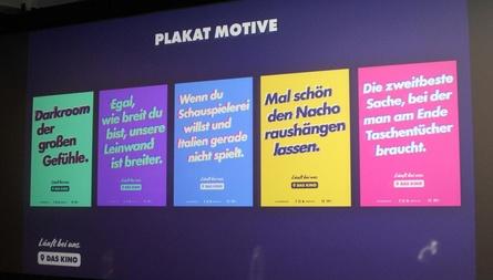 Frisch, frech, provokant: Die erste Welle der Kampagnen-Slogans
