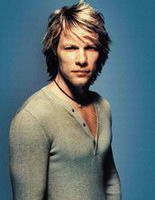 Singt für Kandidat Kerry: Jon Bon Jovi
