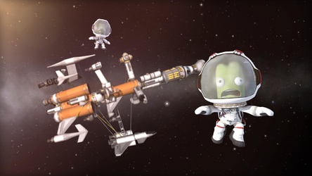 Kerbal Space Program wird von Take-Two übernommen