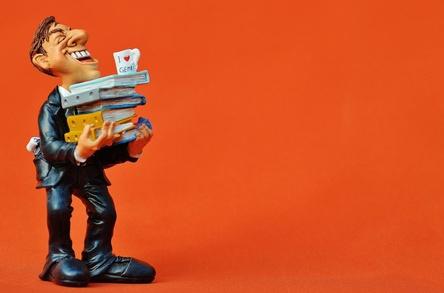 Berge an Excel-Listen: Das elektronische Bestätigungsverfahren ringt den Verlegern kein Lächeln ab