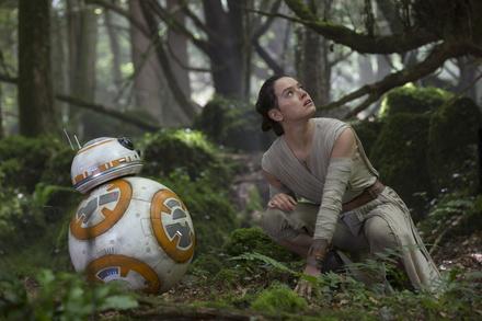 """100-Millionen-Euro-Film: """"Star Wars: Das Erwachen der Macht"""" (Bild: Walt Disney)"""