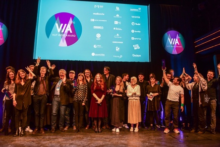 2016 ein Highlight beim Reeperbahn Festival: die VIA! VUT Indie Awards im Schmidts Tivoli (Bild: Bernd Jonkmanns)