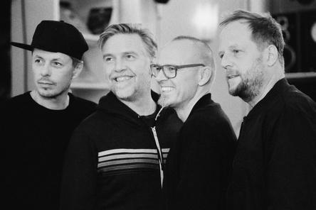 """2018 zum zweiten Mal nach 2003 bei den jazzopen dabei: Die Fantastischen Vier (Bild: Andreas """"Bär"""" Läsker)"""