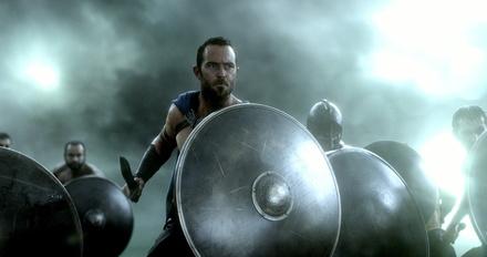 """""""300: Rise of an Empire"""" kämpfte sich auf Platz eins (Bild: Warner)"""