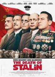 """Ab 29. März in den deutschen Kinos: """"The Death of Stalin"""" (Bild: Concorde Filmverleih)"""
