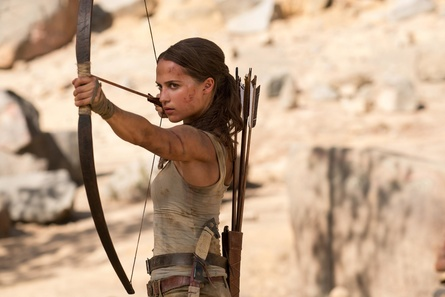 Alicia Vikander ist die neue Lara Croft (Bild: WARNER BROS. ENTERTAINMENT INC. AND METRO-GOLDWYN-MAYER PICTURES INC)
