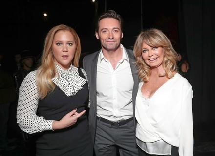Amy Schumer, Hugh Jackman und Goldie Hawn wurden gefeiert (Bild: GettyImages for CinemaCon)