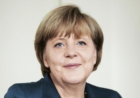 Angela Merkel, Bundeskanzerlin der Bundesrepublik Deutschland. (Bild: CDU / Dominik Butzmann)