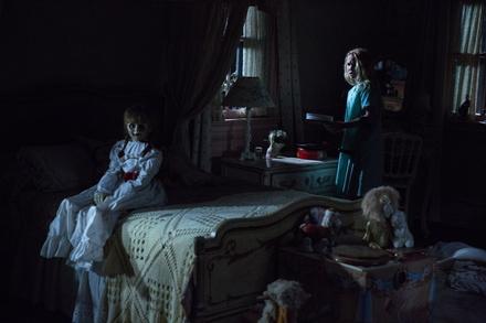 """""""Annabelle 2"""" ist bester Neuling (Bild: Warner)"""