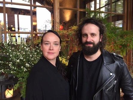Arbeiten zusammen an der ersten Veröffentlichung von better Call Rob: Désirée J. Vach, (INgrooves) und Labelgründer Robert Heitmann (Bild: Better Call Rob)