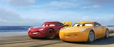 """Auch """"Cars 3"""" ist wieder gut für Platz 1 (Bild: Walt Disney)"""