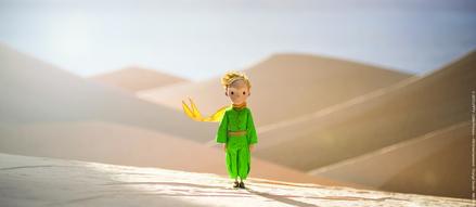 """Auch """"Der kleine Prinz"""" landete in den Top ten (Bild: Warner)"""