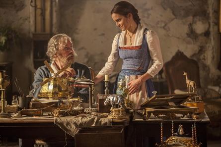 """Auch in den österreichischen Kinos die neue Nummer eins: """"Die Schöne und das Biest"""" (Bild: Walt Disney)"""